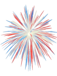 ftestickers fireworks independenceday july4th redwhiteandblue freetoedit