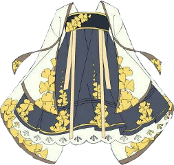 anime dibujo draw kimono vestido freetoedit