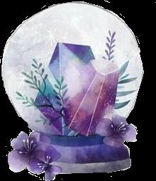 violeta violet flower tumblr occult freetoedit