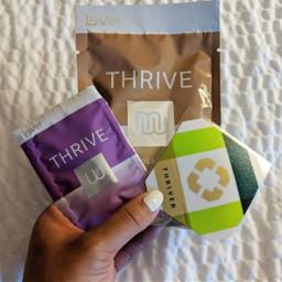 thriveexperience 3simplesteps nutrition vitamins