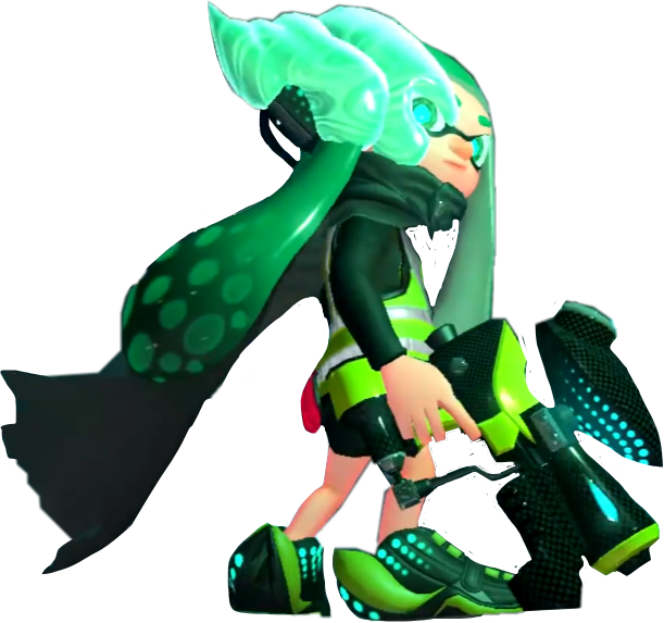 #splatoon #splatoon2 #octoexpansion #splatoonagent #agent3 #agent #freetoedit