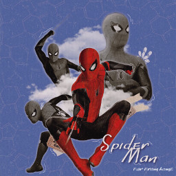 spiderman peterparker aesthetic farfromhome movie