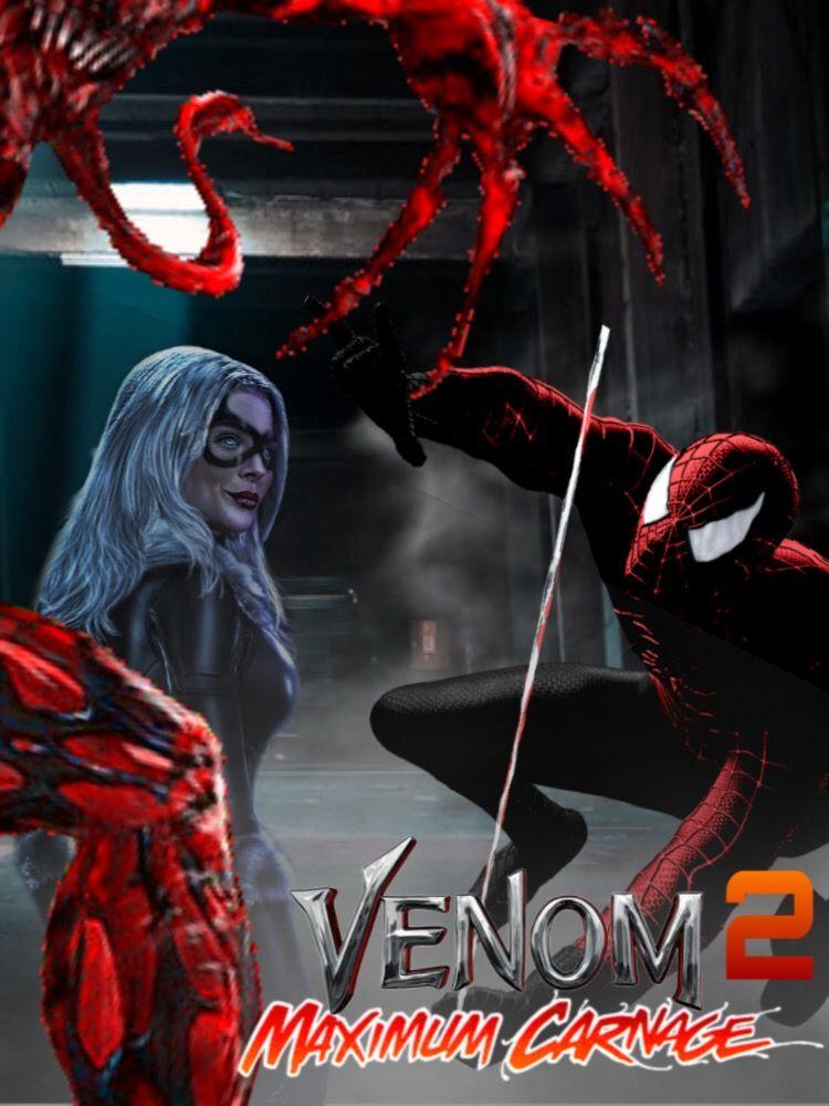 Venom 2 Maximum Carnage Movie 2020 Toxin And Blackcat