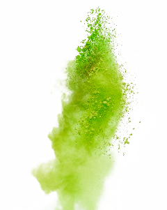 green smoke splash fog freetoedit