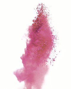 pink smoke fog splash freetoedit