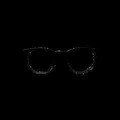 glasses simple intelligent intelligence black