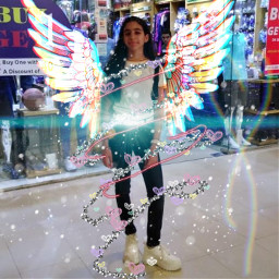 freetoedit wingssticker angelwings