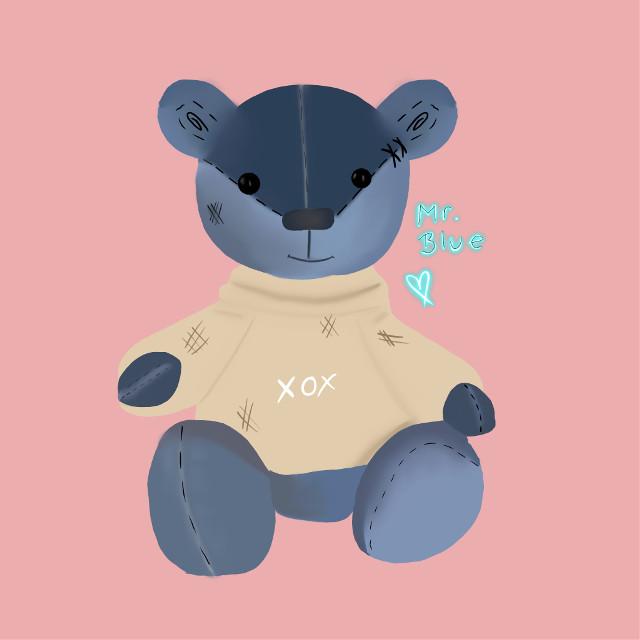 #teddy #drawing