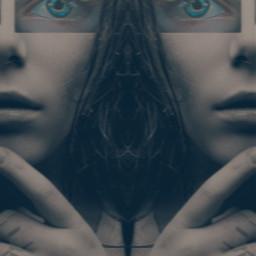 eyes strange art artislife interesting