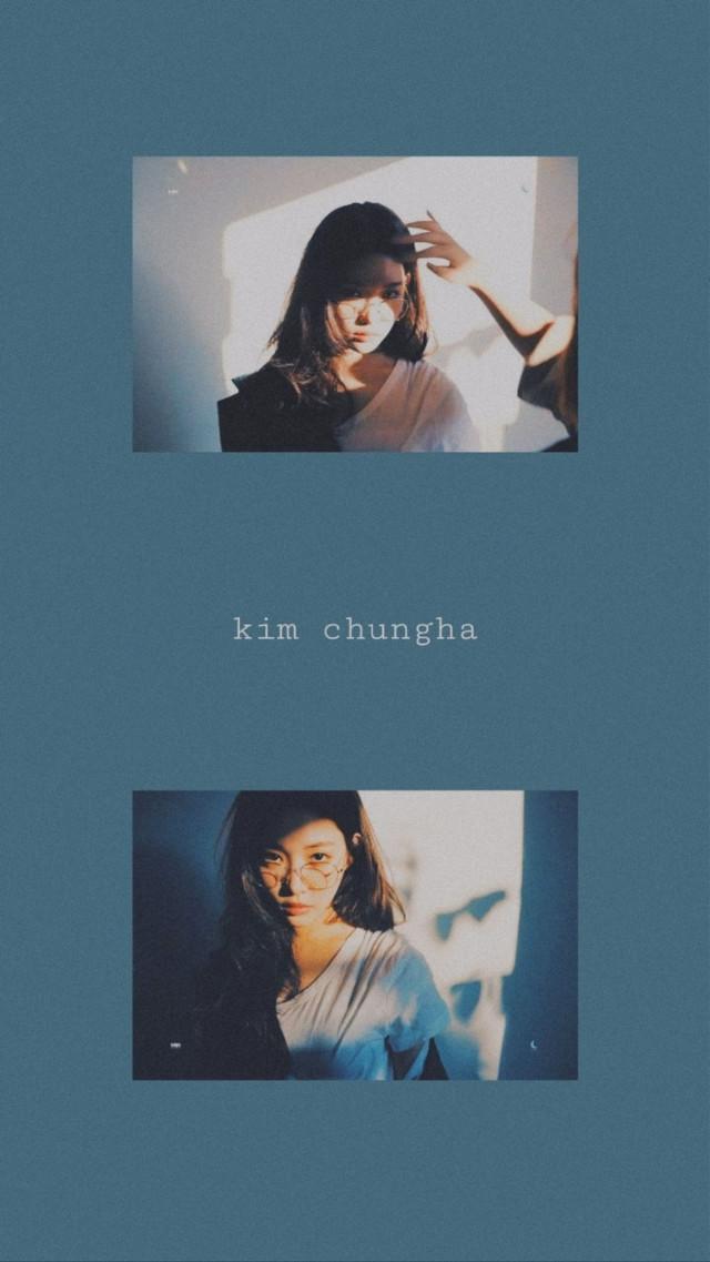kim chungha blue edit💙 #chungha #kimchungha #chunghaedit  #freetoedit