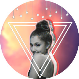 arianagrande arianagrandeicon icon overlays iconoverlays freetoedit