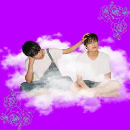 ipurpleyou purpleu bts btsarmy holographic freetoedit