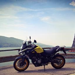 suzukivstromxt gardasee italien travel lumia950xl freetoedit