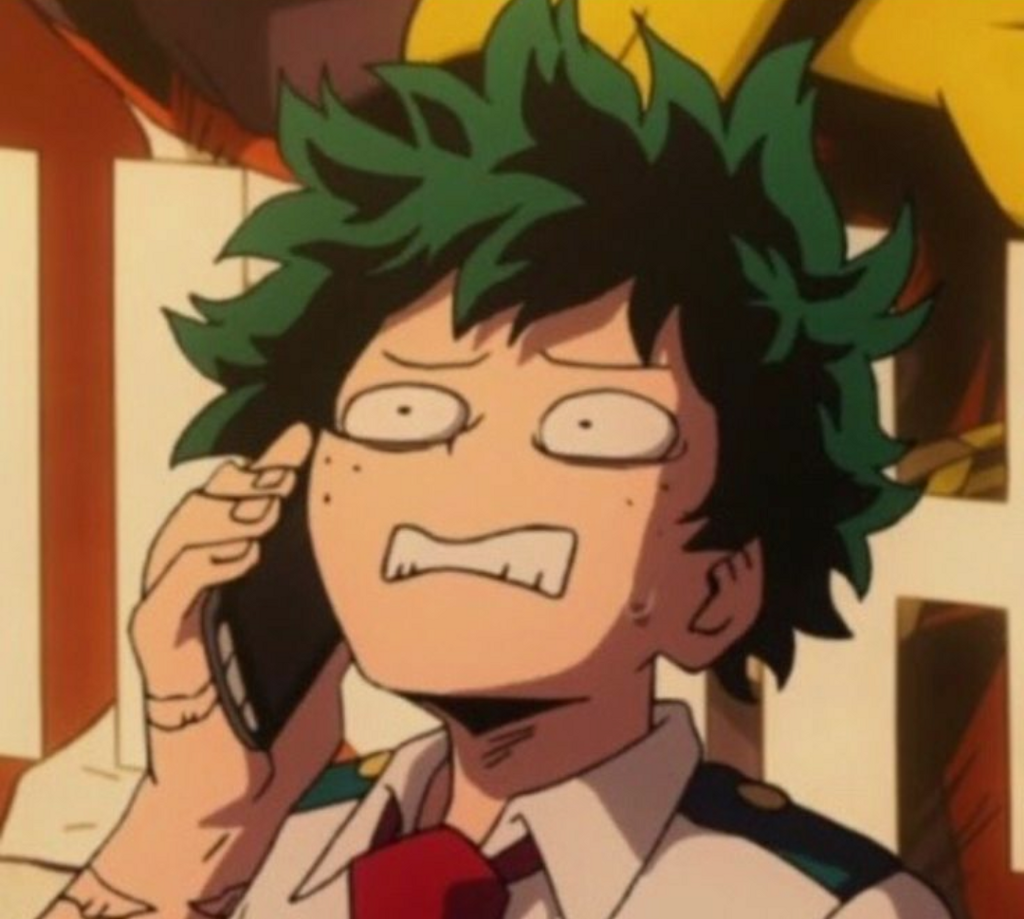 Is This The Perfect Prp Or What Midoriya Izuk
