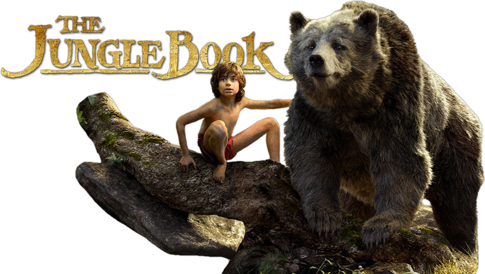 #freetoedit ##kid #junglebook #bear @taylor_fotoshop_art