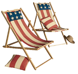 4thofjuly chairs beach freetoedit