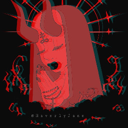 myedit haverlyjane haverlyjanesedits satanic satan freetoedit