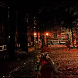 night glitch falsereality falseworld photos world distopia