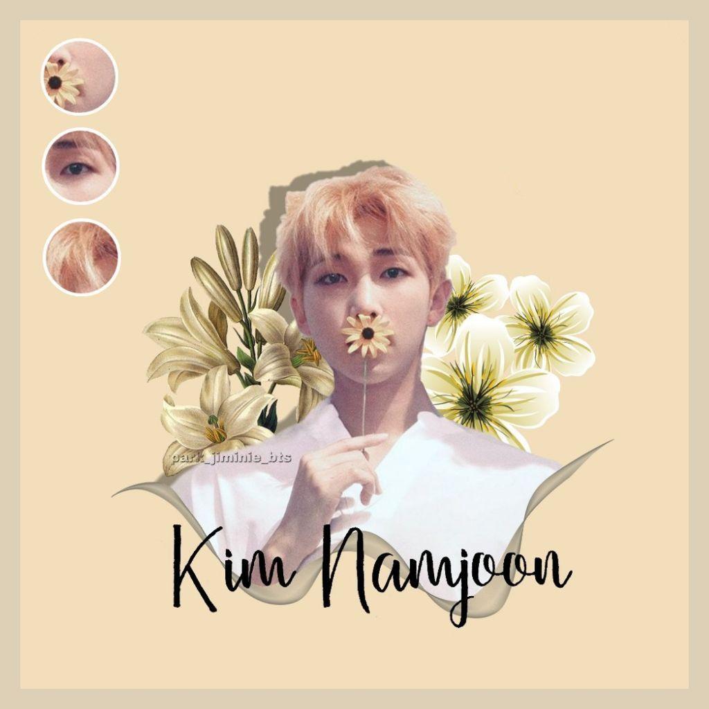 - Kim Namjoon    - 25/06/2019   - #kim#nam#joon#ie#aesthetic#edit#s#bts#soft