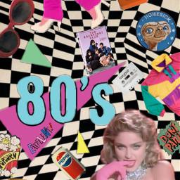 freetoedit 80s eighties aesthetic