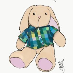 dcchildhoodtoy childhoodtoy childhoodmemories plushie rabbit