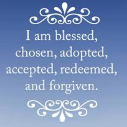 freetoedit blessed chosen adopted accepted