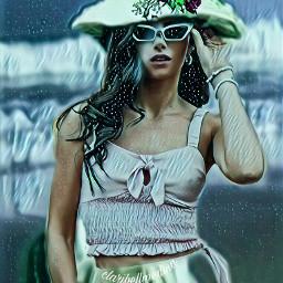 freetoedit whiteicemagiceffect sticker whiterose remixes ircsummergirl