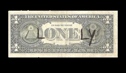 cash dollar lonely aesthetic freetoedit