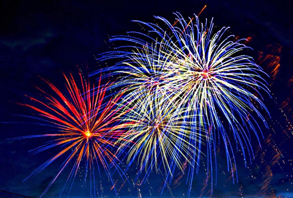 #freetoedit #redwhiteandblue #fireworks #4thofjuly #sky #night #background #remixit