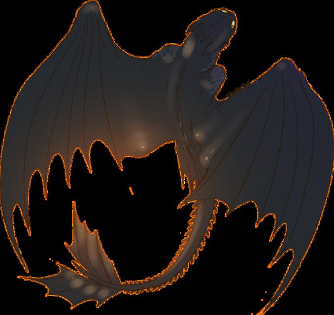 #freetoedit #picsart #black #dragon