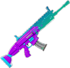 freetoedit fortnite gun scar rifle