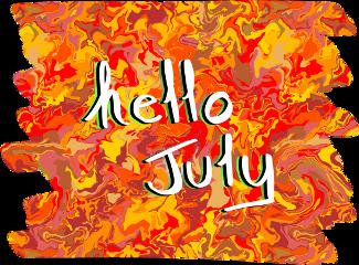 scjuly july hellojuly freetoedit