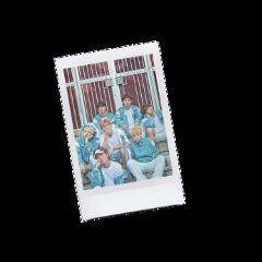 bts aesthetic polaroid rm jin freetoedit