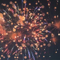 fireworks july4 celebration freetoedit