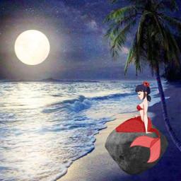 mermaidoftheday freetoedit