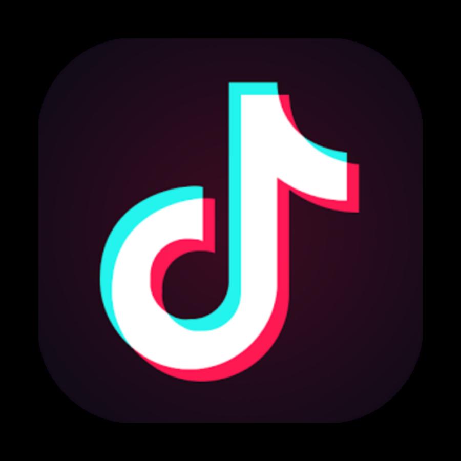 Tiktok Logo Icon Aesthetic