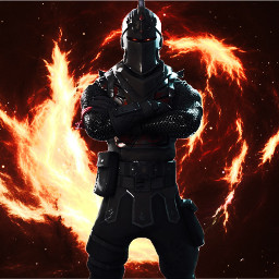 freetoedit blackknight fortnite og fire