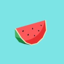 freetoedit watermelon was ichlernedeutsch