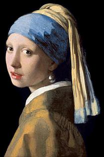 Girl with a Pearl Earring Johannes Vermeer sticker #classicart #vermeer #johannesvermeer #arthoe #arthoeaesthetic #girlwiththepearlearring #girlwithapearlearring