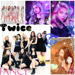 freetoedit twice kpop fancytwice