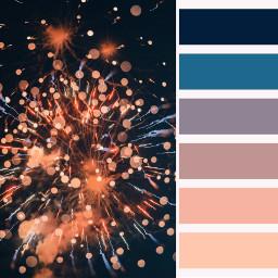 freetoedit ecpaletteshow paletteshow fireworks lights