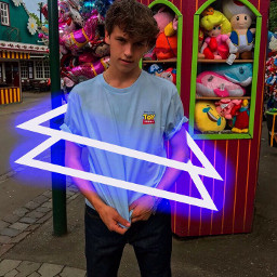 oscarrosenstroem interesting art toystory triangle