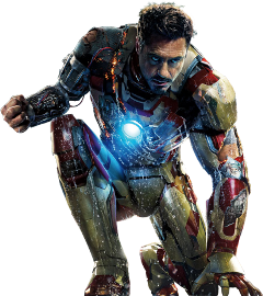 freetoedit amazing ironman warrior robot