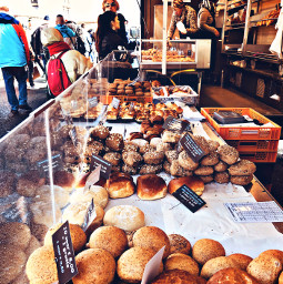 fair bread walking belgium interesting