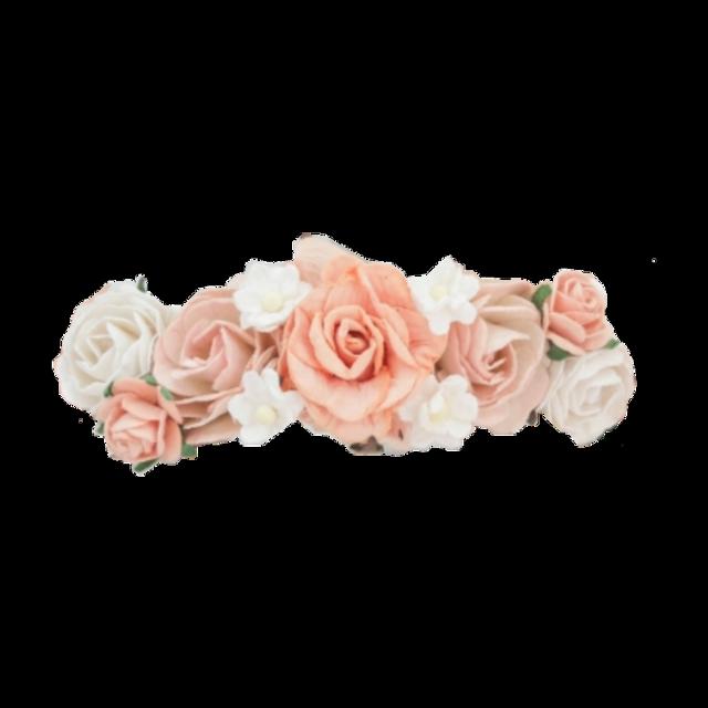 #crown #flower #flowercrown #pinkcrown #pinkflower #freetoedit