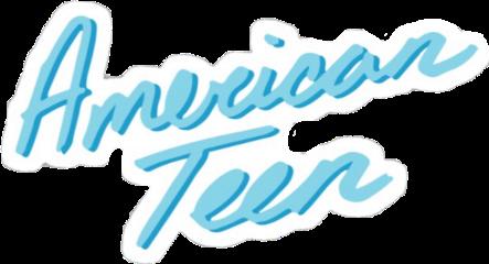 americanteen blue vsco aesthetic freetoedit