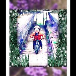 3yrold myboyz loveshisbike bikeride freetoedit