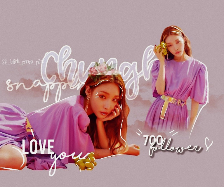 💌Kim Chungha~ THANKS YOUUU  #mypandy#chungha#ioi#ioichungha#chunghakim#kimchungha#kpop#snapping#gottago#edit#korea#korean#kpopedit#chungha_edit