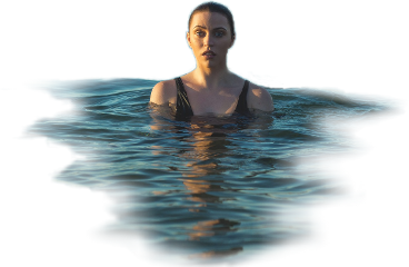 freetoedit girl woman water