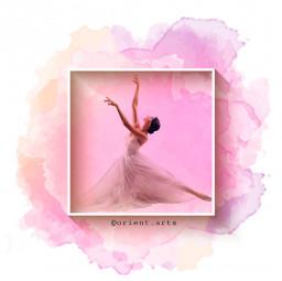 freetoedit dancing frame colours picsart